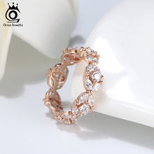 Load image into Gallery viewer, 925 Sterling Silver Rings for Women Wedding