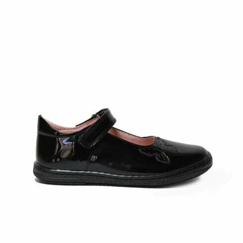 Petasil Dakota Girls School Shoe