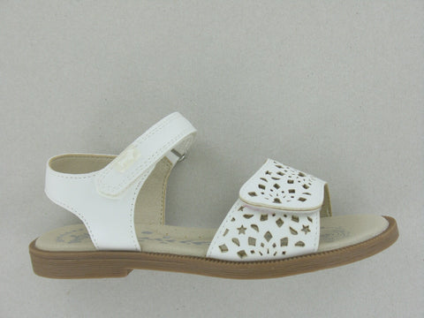 Primigi Girls Sandal in White