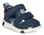 Ecco Boys Mini Stride Sandal Navy