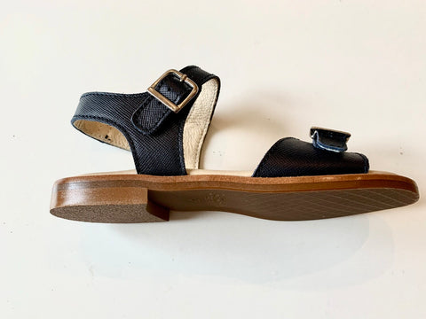 Beberlis Navy Girls Sandals