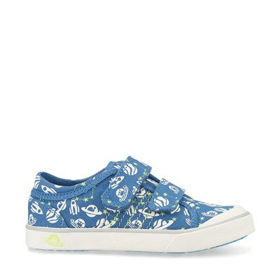 Start-rite Cosmic Boys Canvas Shoe