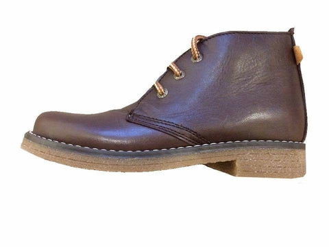 Bo-Bell Boys Ankle Boot in Brown