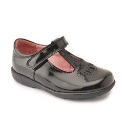 Start-rite Daisy May Girls School Shoe in Patent