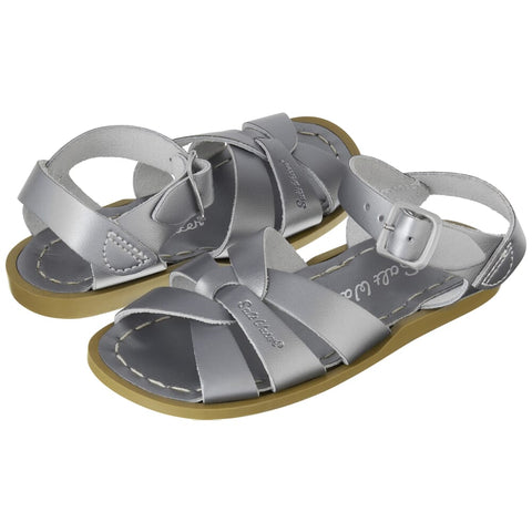 Salt Water Original Sandal in Pewter