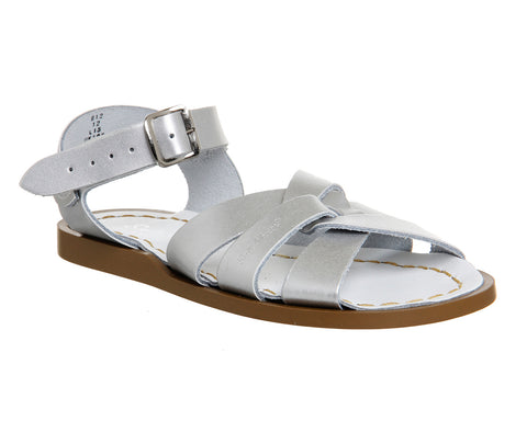 Salt Water Original Sandal in Silver
