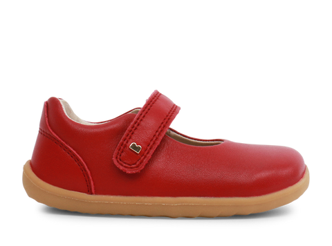 Bobux Step Up Delight Red