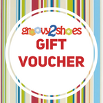 Groovy2Shoes Gift Voucher