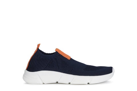 Geox Aril Unisex Slip on Trainer Style Shoe