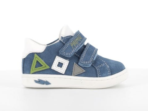 Primigi Baby Like Young Boys Casual Shoe in Blue