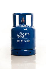Fiesta Gas 5-kg Mini Valve LPG Cylinder - Metro Gas Tawag Delivery