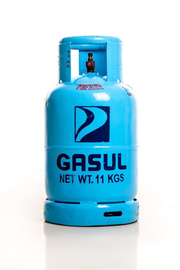 Gasul 11-kg Mini Valve LPG Cylinder - Metro Gas Tawag Delivery