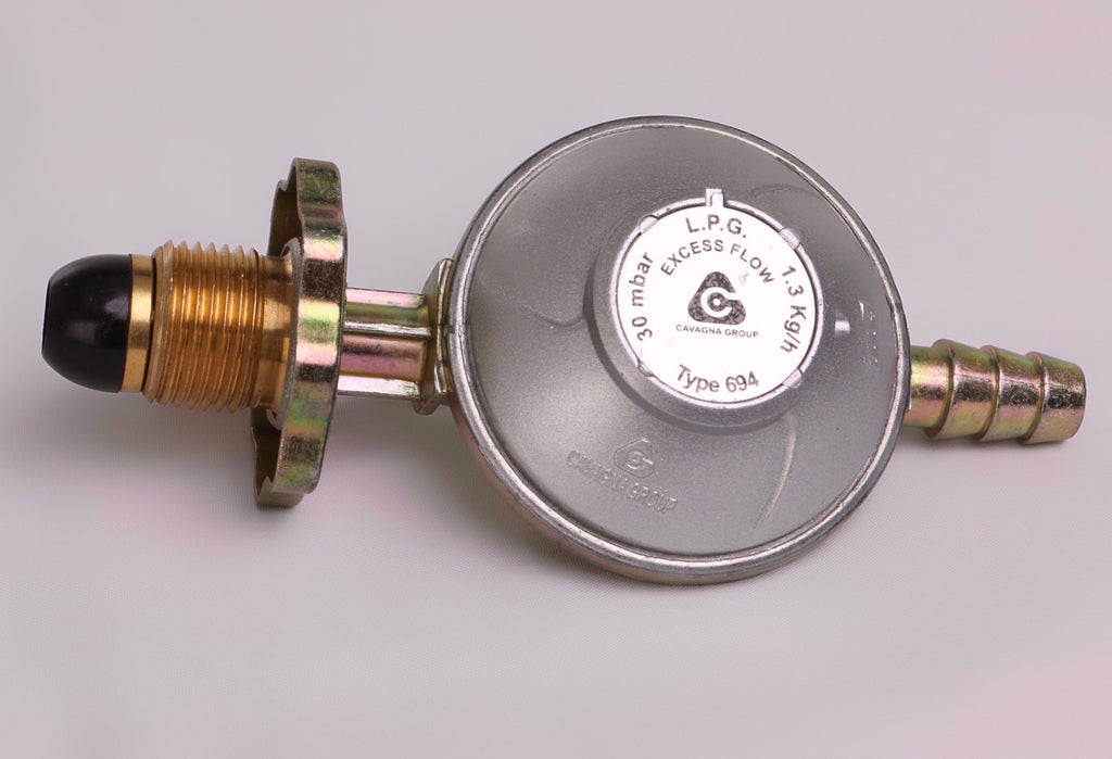 Reca Pol Valve Regulator with Excess Flow Limiter
