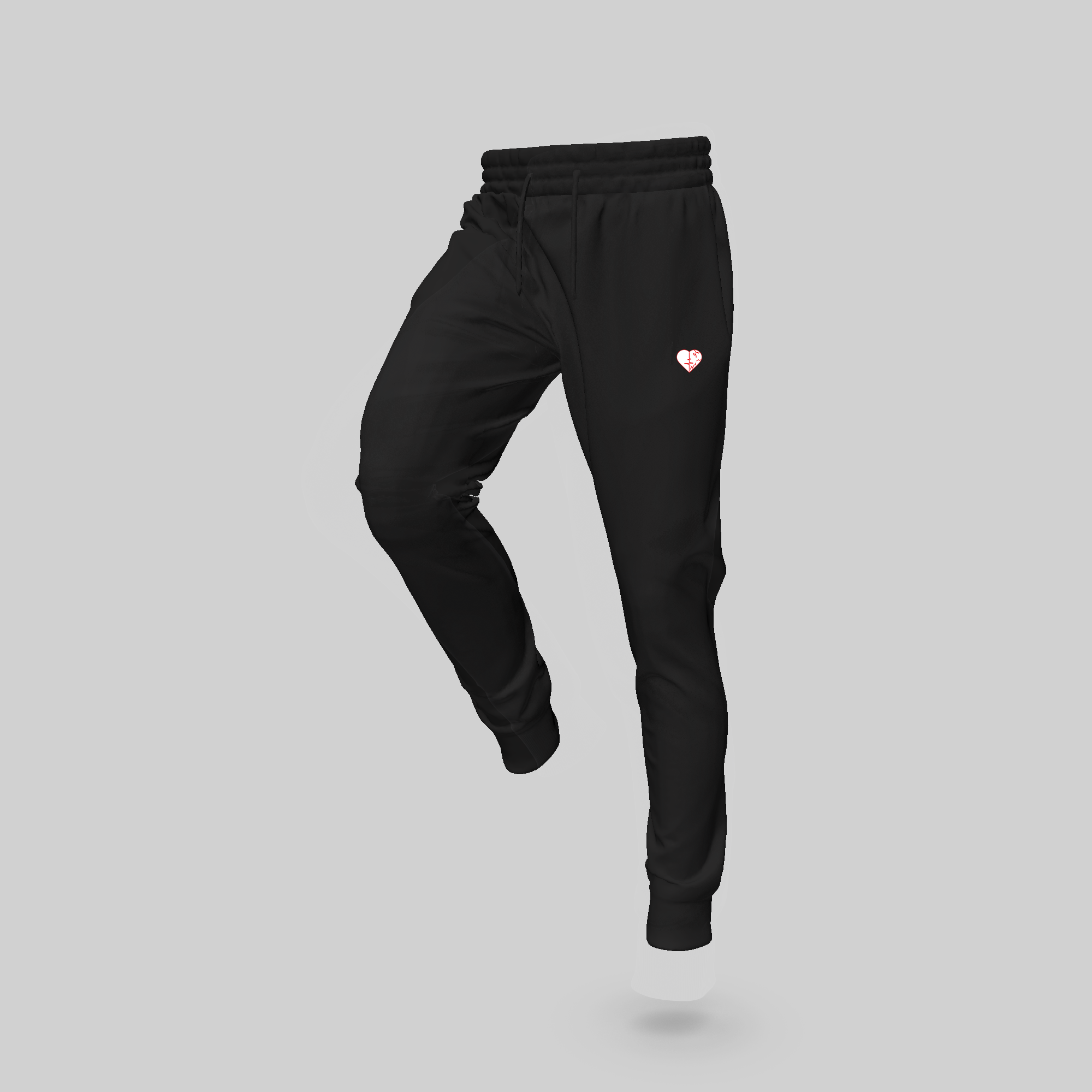 The Heart Sweatpants