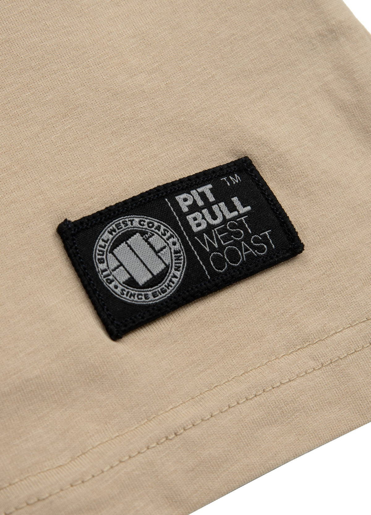 T-shirt PB INSIDE Sand - Pitbull West Coast U.S.A.