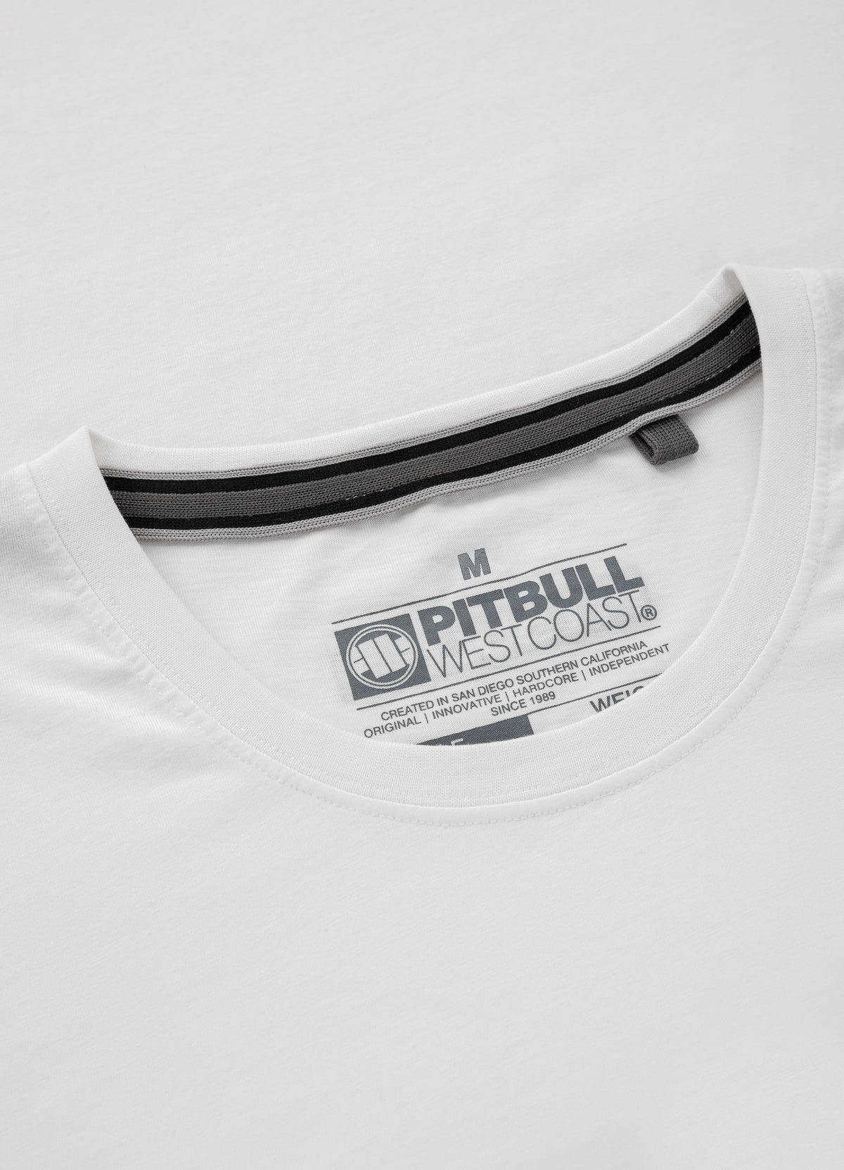 T-shirt Middleweight CLASSIC BOXING White