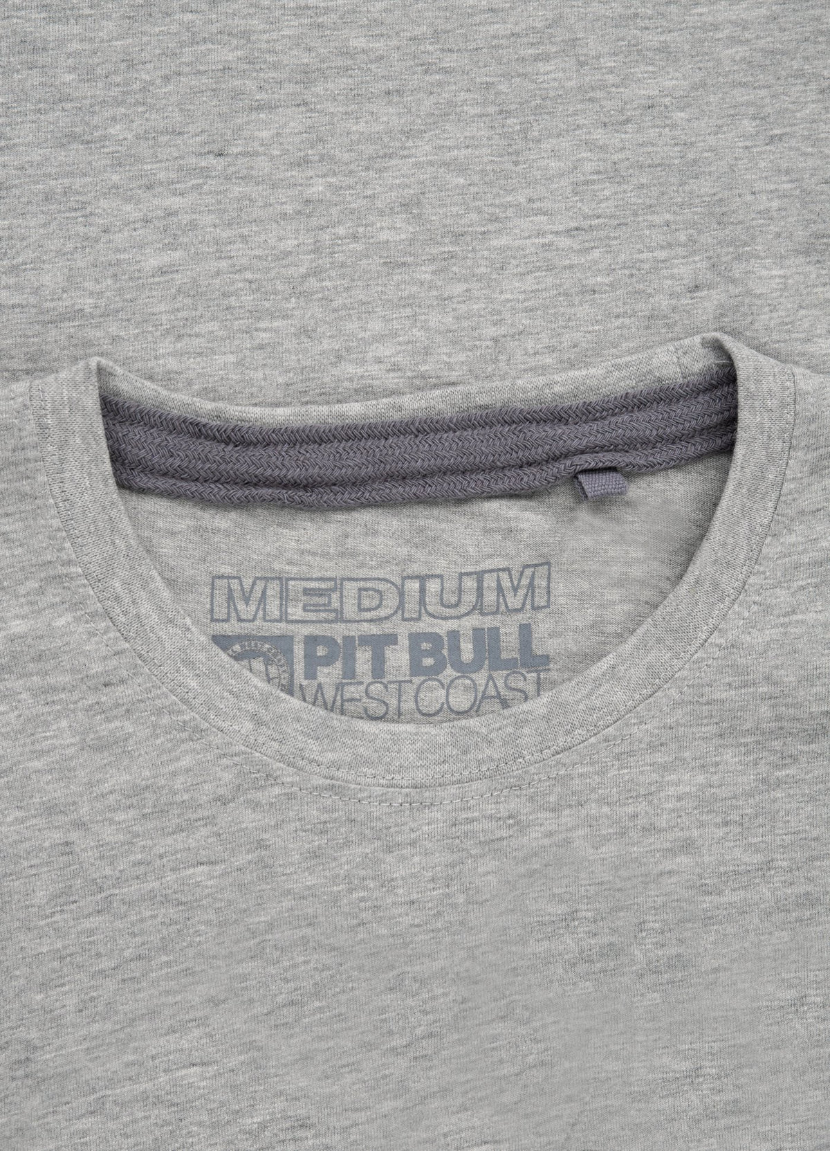 T-shirt TNT Grey MLG - Pitbull West Coast U.S.A.