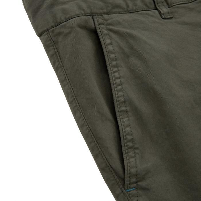 Shorts VERMEL Olive - Pitbull West Coast U.S.A.