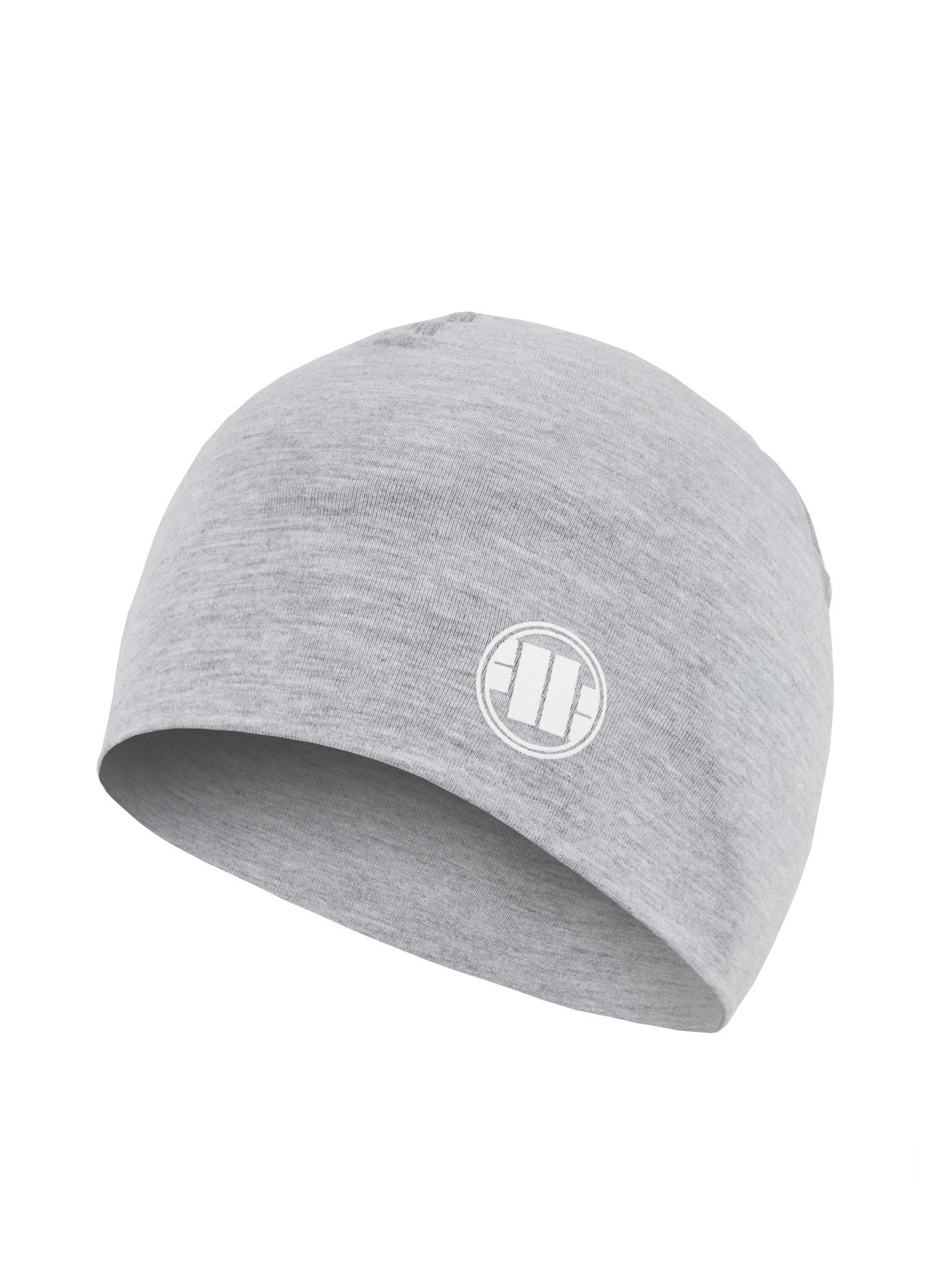 Compression Beanie SMALL LOGO Grey - Pitbull West Coast U.S.A.