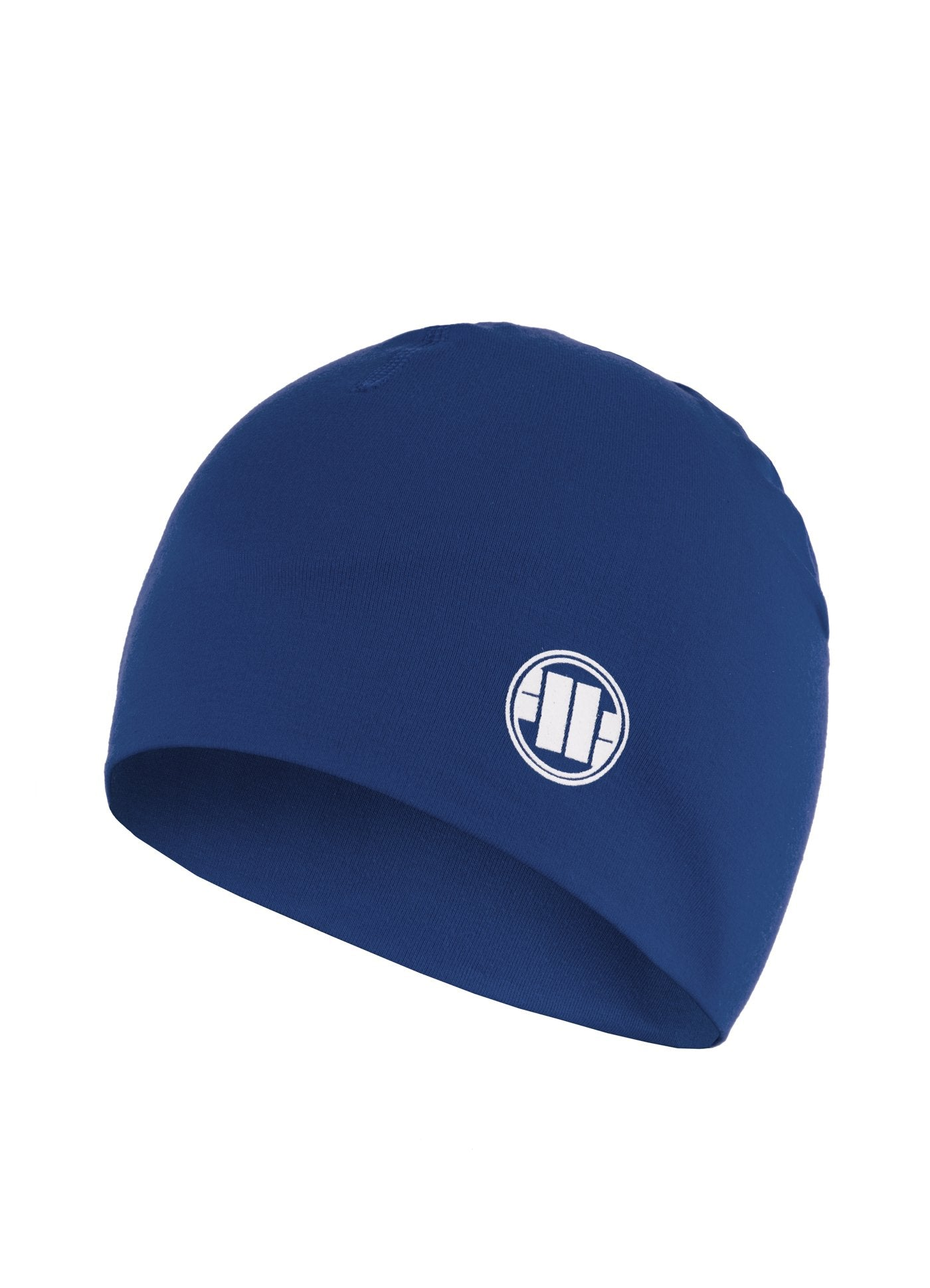 Compression Beanie SMALL LOGO Royal Blue - Pitbull West Coast U.S.A.