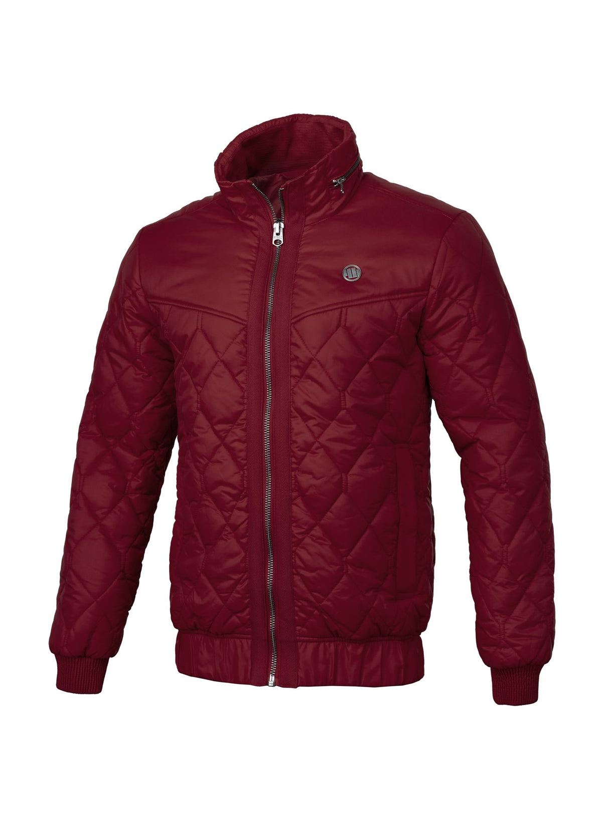 JACKET SUNSET BURGUNDY - Pitbull West Coast U.S.A.
