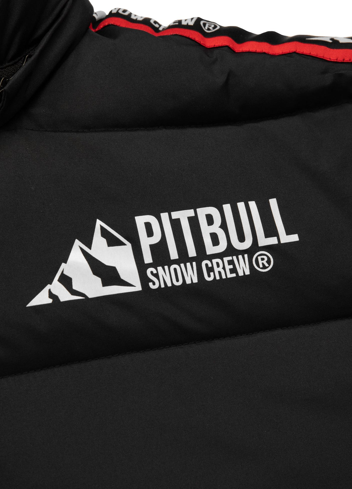 JACKET AIRWAY BLACK - Pitbull West Coast U.S.A.