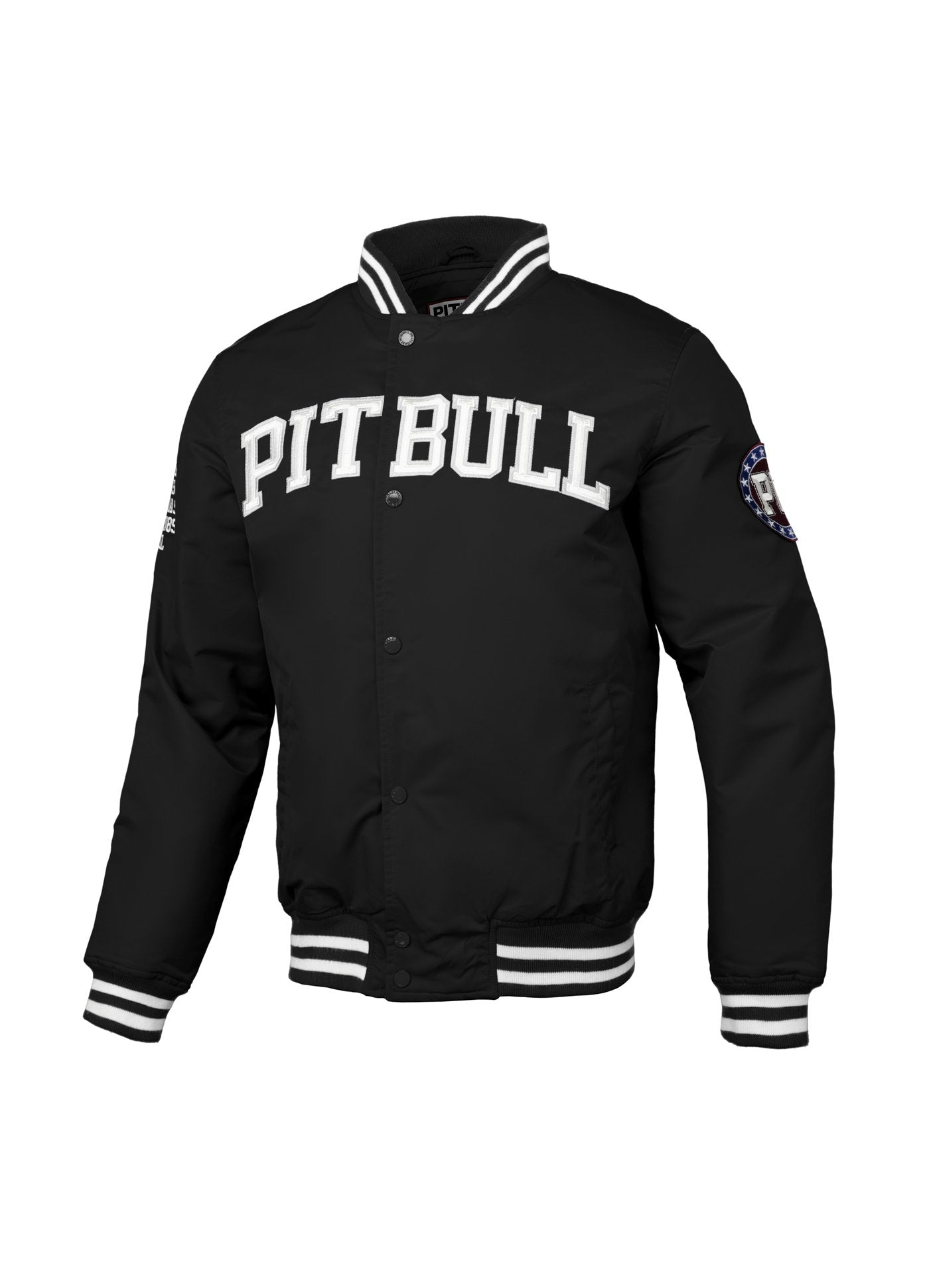 JACKET HERSON BLACK - Pitbull West Coast U.S.A.