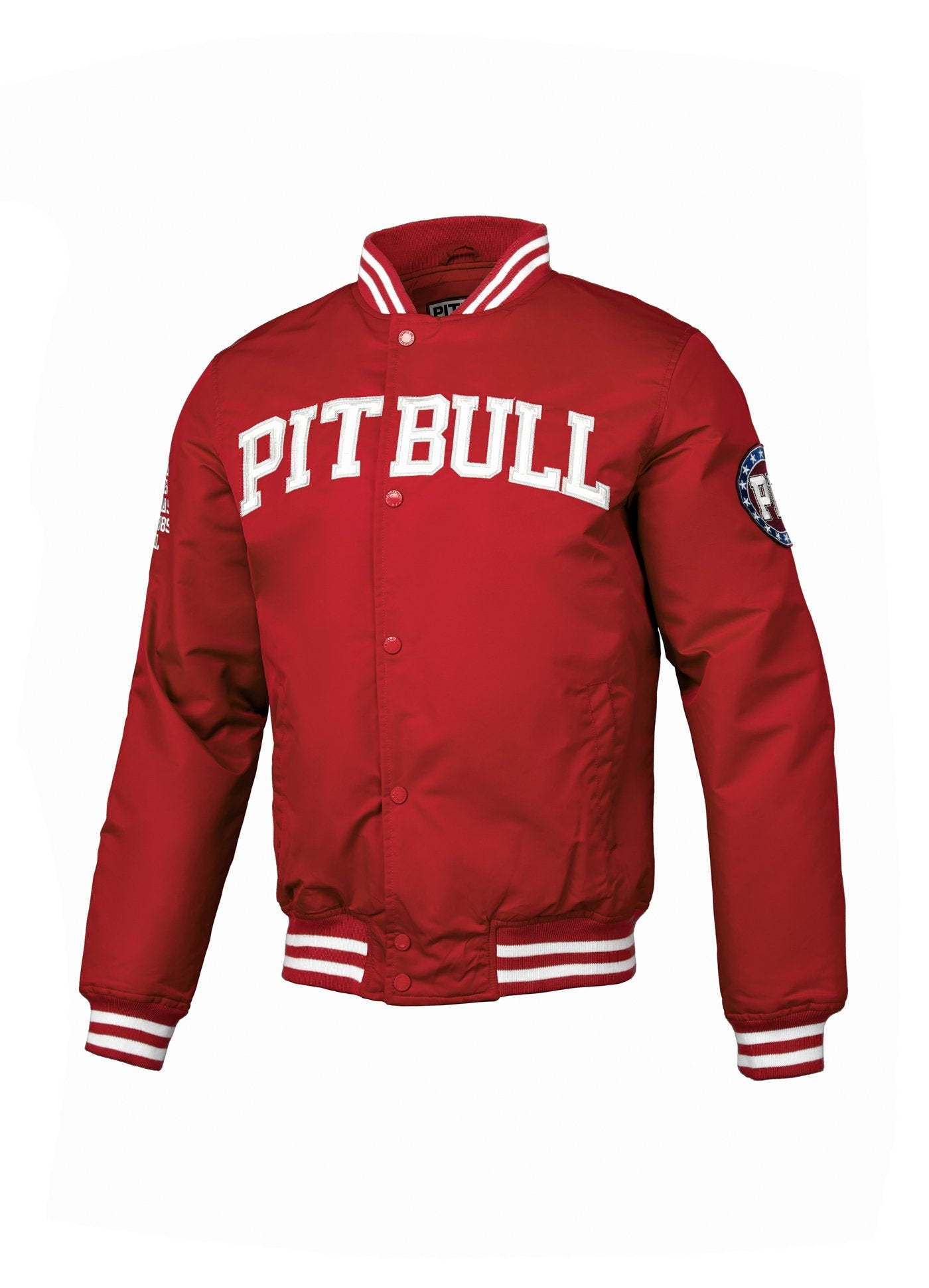 JACKET HERSON RED - Pitbull West Coast U.S.A.