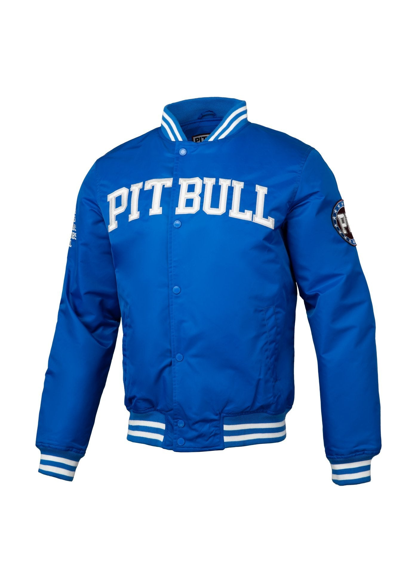 JACKET HERSON BLUE - Pitbull West Coast U.S.A.