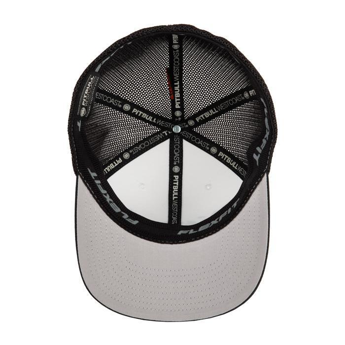 MESH BASEBALL FULL CAP OLD LOGO - Pitbull West Coast U.S.A.