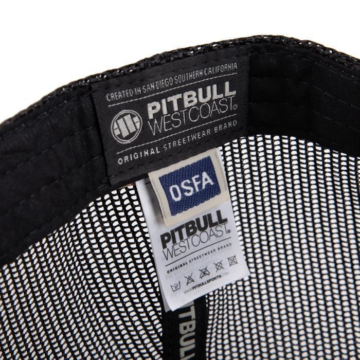 MESH BASEBALL CAP DOGS - Pitbull West Coast U.S.A.