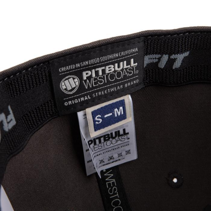 FULL CAP CLASSIC TNT Graphite - Pitbull West Coast U.S.A.