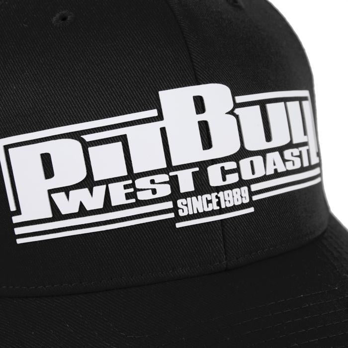 FULL CAP CLASSIC BOXING Black - Pitbull West Coast U.S.A.