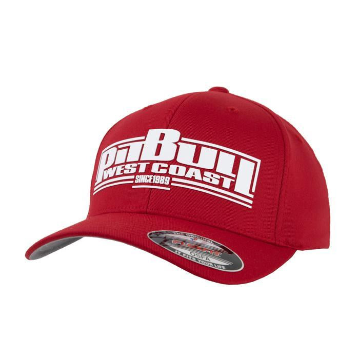 FULL CAP CLASSIC BOXING Red - Pitbull West Coast U.S.A.
