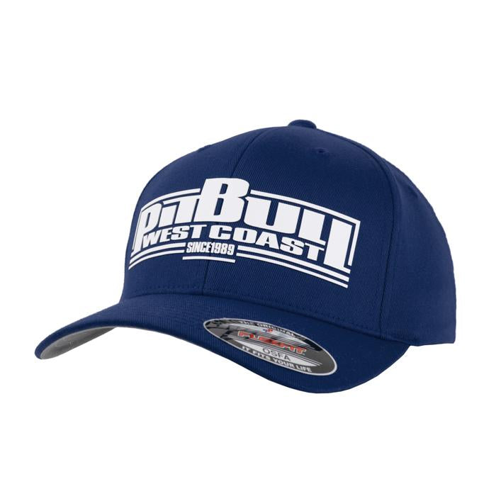 FULL CAP CLASSIC BOXING Blue - Pitbull West Coast U.S.A.