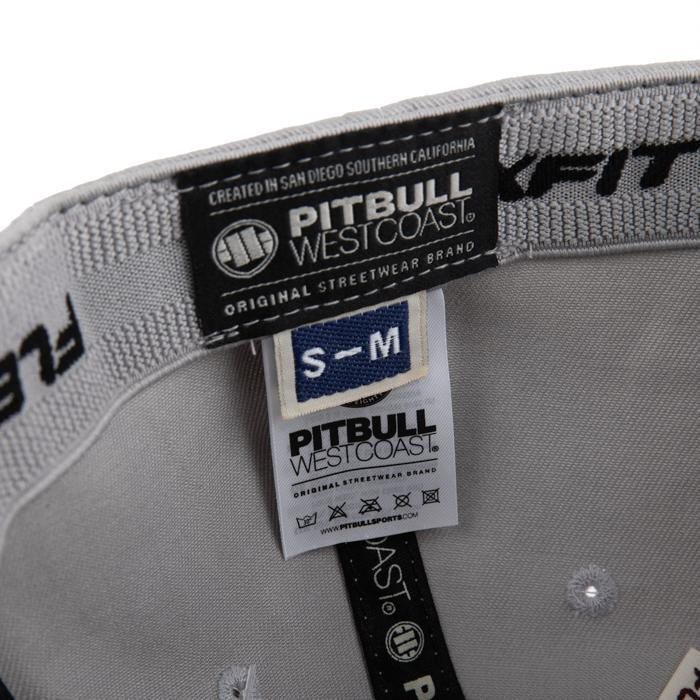 FULL CAP CLASSIC BOXING Silver - Pitbull West Coast U.S.A.