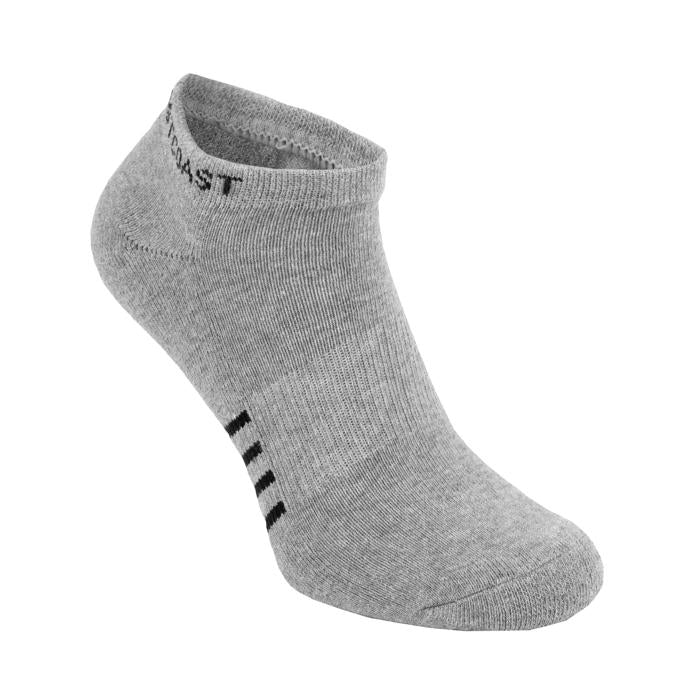 Thin Pad Socks 3pack Grey - Pitbull West Coast U.S.A.