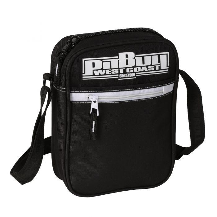 Cross Body Bag BOXING Black / White - Pitbull West Coast U.S.A.