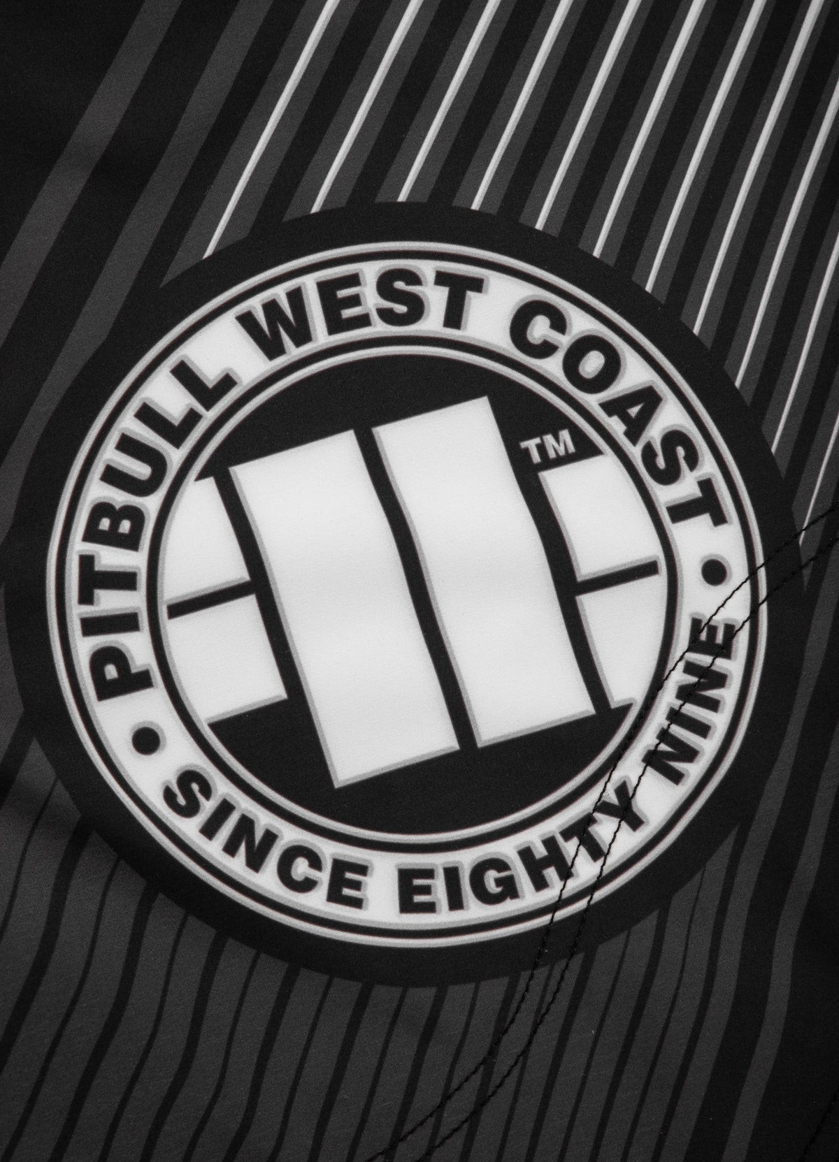 Grappling Shorts Performance 202 PLAYER ONE Black - Pitbull West Coast U.S.A.