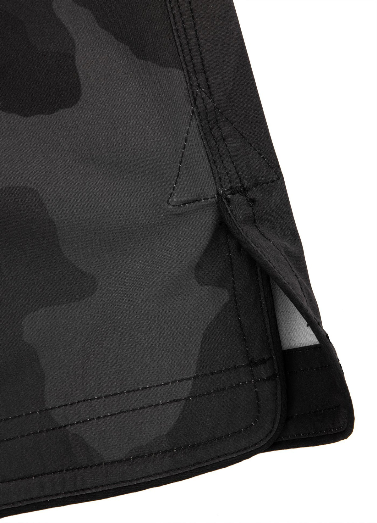 Grappling Shorts PERFORMANCE 203 All Black Camo - Pitbull West Coast U.S.A.