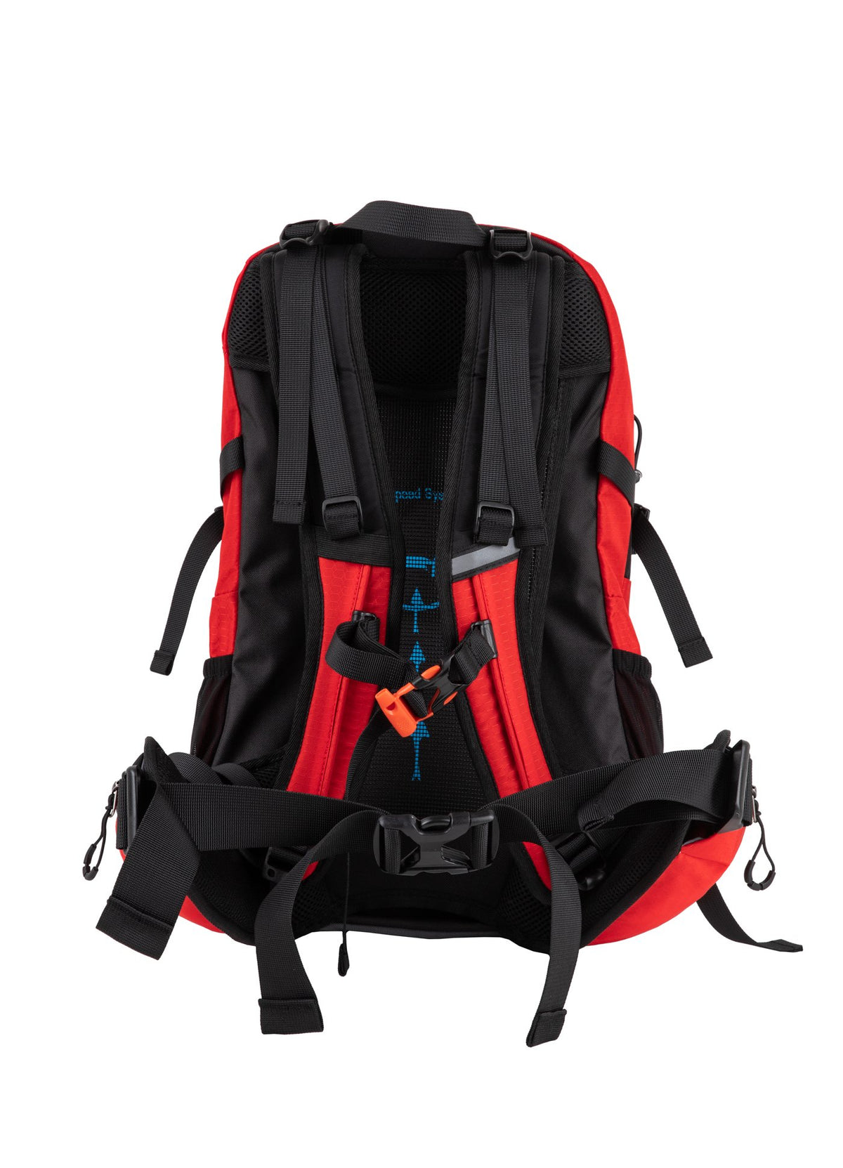SPORT BACKPACK PB Sports Red - Pitbull West Coast U.S.A.