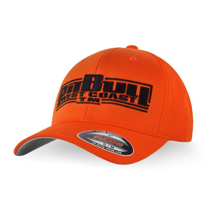 Full Cap Classic Boxing Orange - Pitbull West Coast U.S.A.