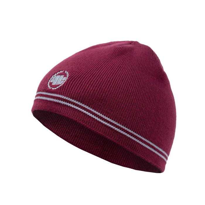 Beanie BANDINI Burgundy - Pitbull West Coast U.S.A.