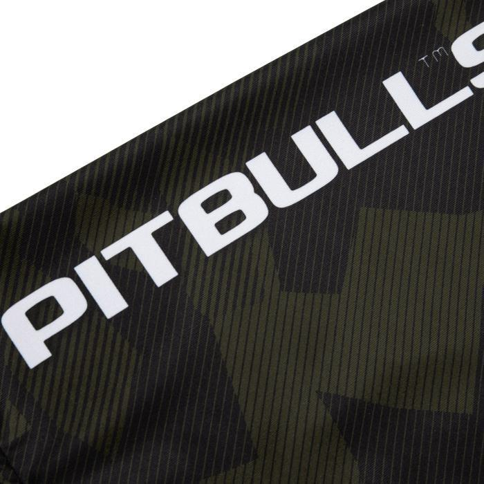 COMPRESSION SHORTS DILLARD Khaki - Pitbull West Coast U.S.A.