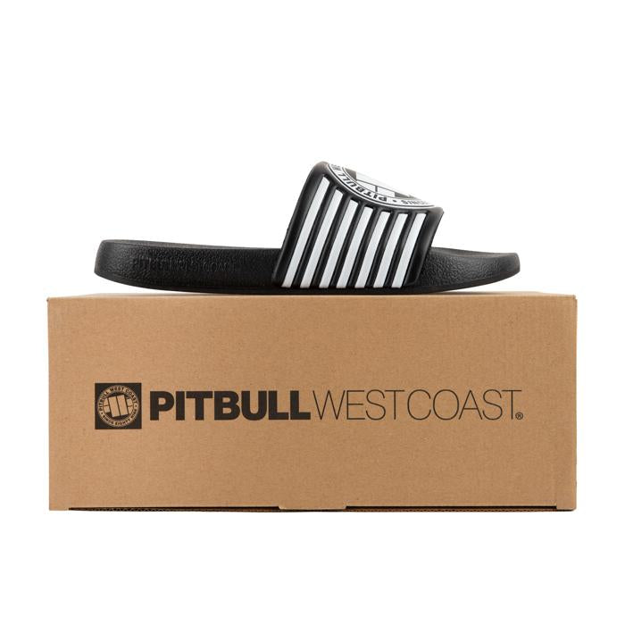 CIRCLE LOGO SLIDE - Pitbull West Coast U.S.A.
