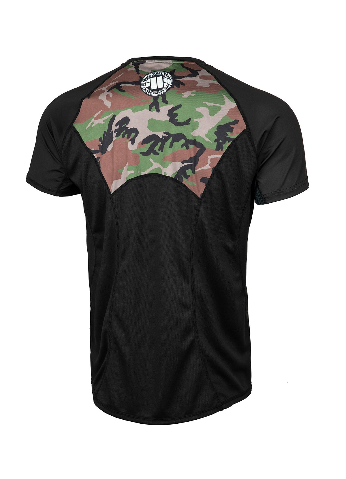 RASHGUARD PERFORMANCE MESH WOODLAND BOXING - Pitbull West Coast U.S.A.