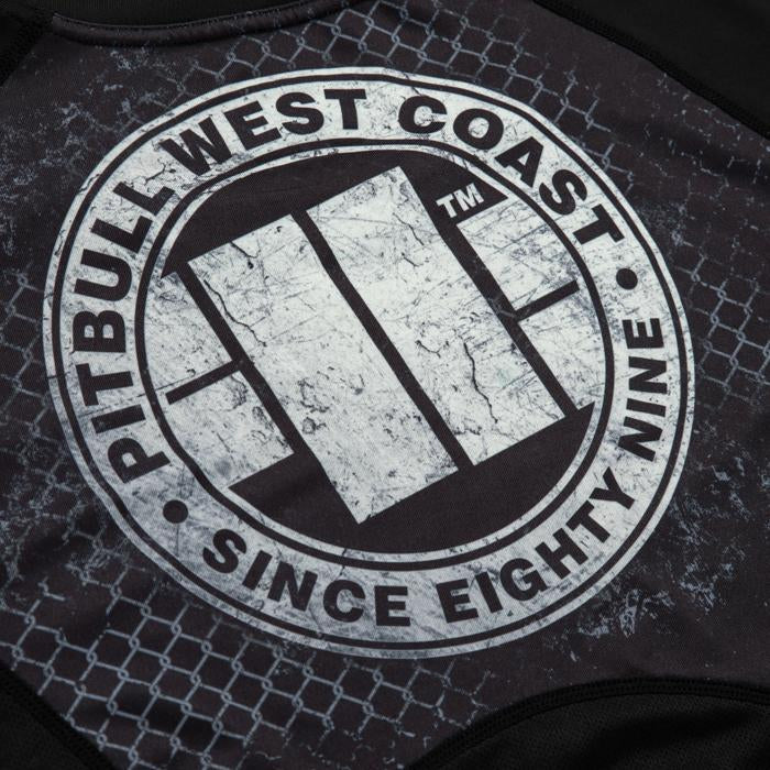 RASHGUARD PERFORMANCE MESH CAGE - Pitbull West Coast U.S.A.