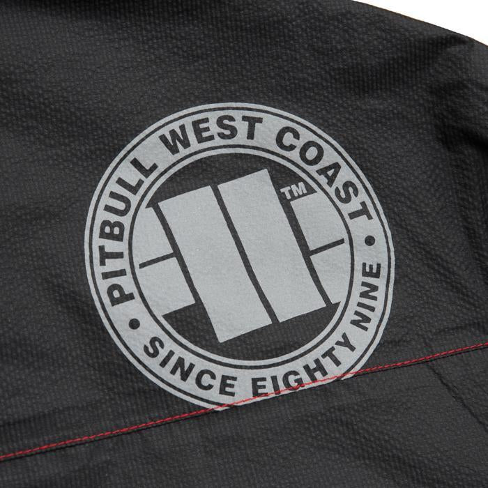Jacket STEAMPLANT Black - Pitbull West Coast U.S.A.