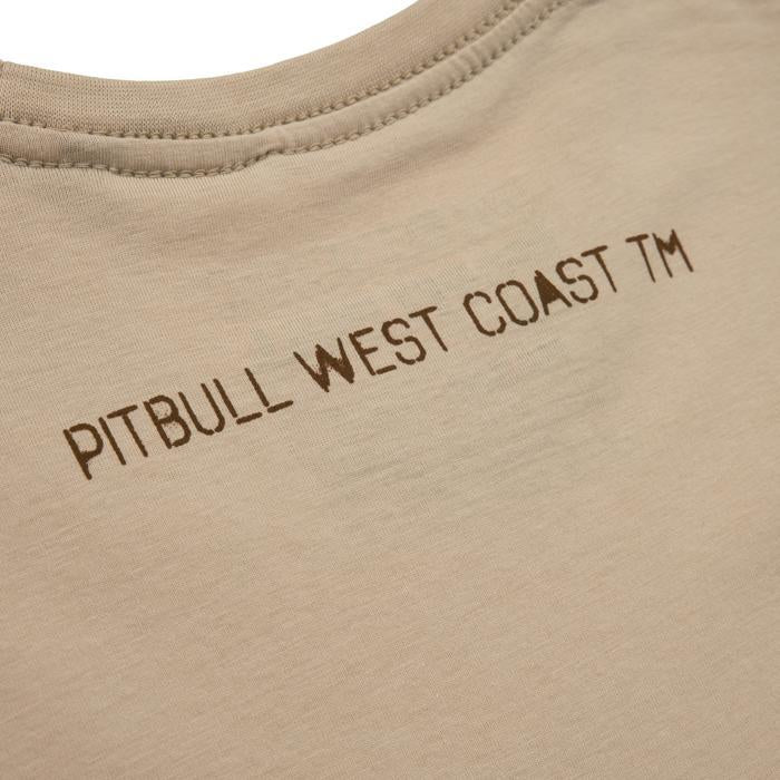 T-shirt  WARFARE Sand - Pitbull West Coast U.S.A.