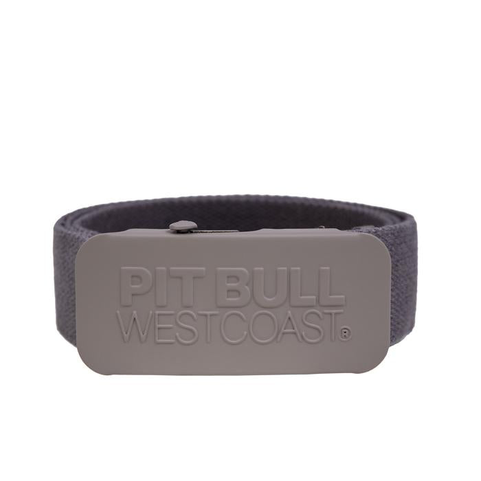 Webbing Belt TNT Grey - Pitbull West Coast U.S.A.